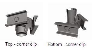 Special Angled Clips